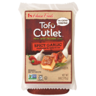 Tofu Cutlet Spicy Garlic