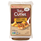 Tofu Cutlet Teriyaki