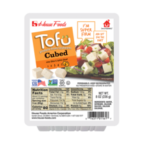 Premium Tofu Cubed Super Firm