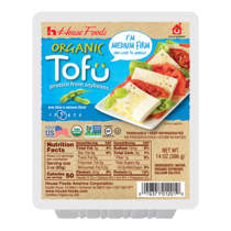 Organic Tofu Medium Firm
