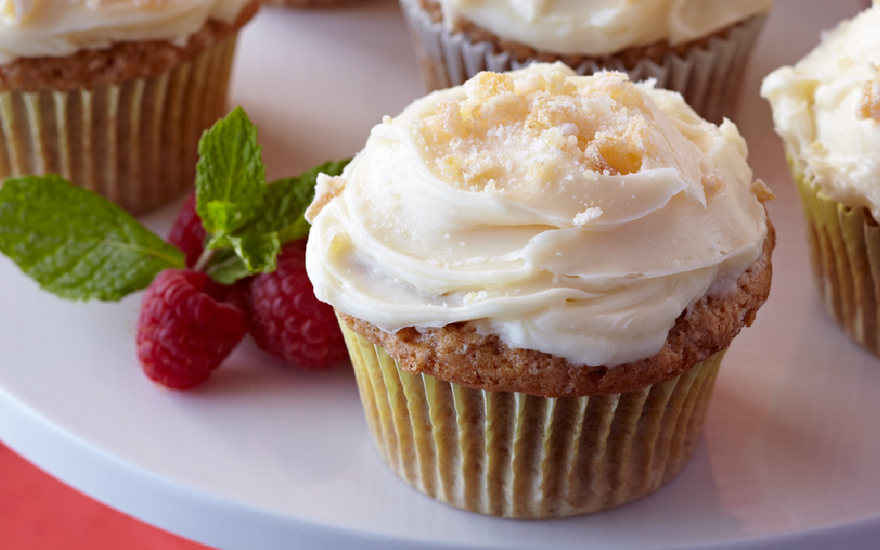 Ginger Spiced Cupcakes