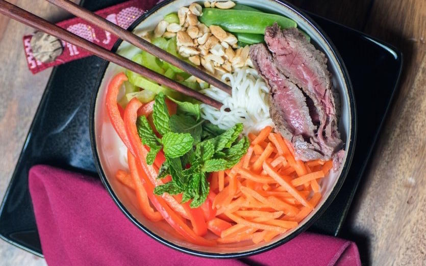 Shirataki Noodle Bowl
