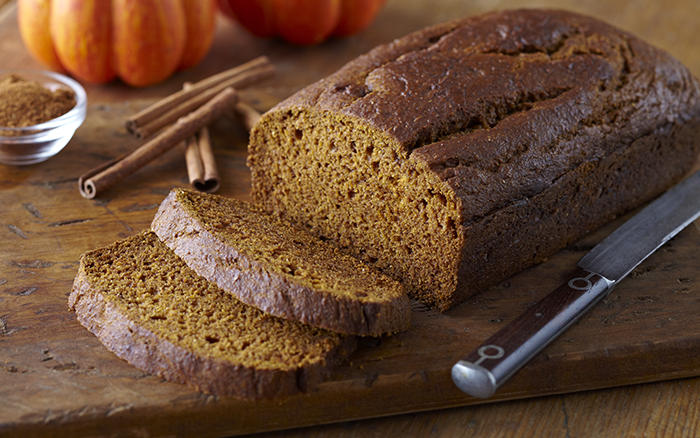 Tofu Pumpkin Spiced Bread