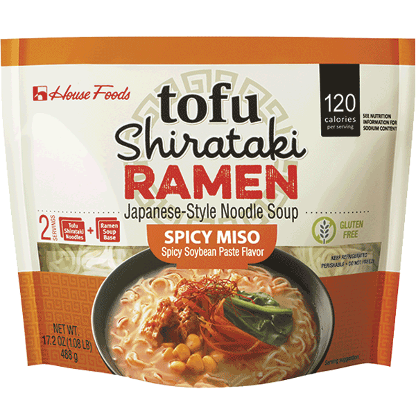 Tofu Shirataki Ramen Spicy Miso Starter Kit